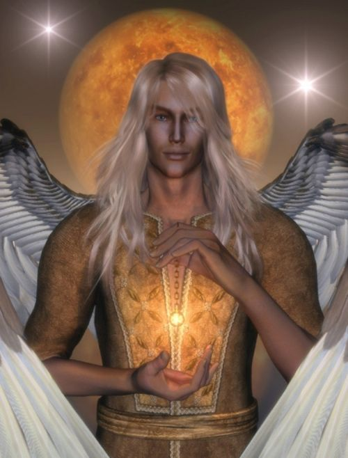 Angelic Lightworker First Degree